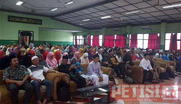 Forsana Gelar Pelatihan dan Beri Bingkisan 500 Guru Ngaji Malang Raya