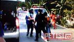 Rem Blong, Motor Seruduk Avanza, Tiga Terluka