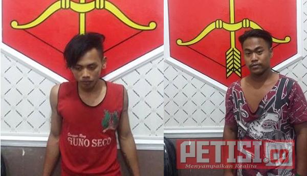 Bandit Jalanan  Ditembak  Reskrim Polres Ponorogo