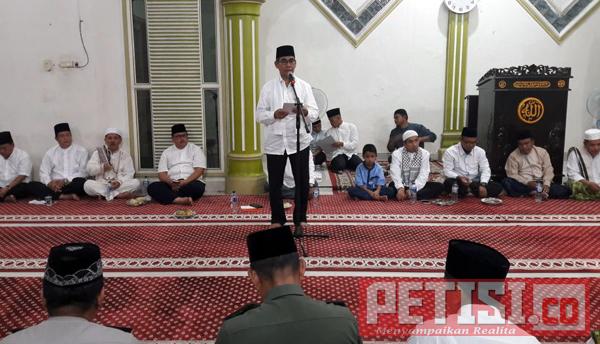 Pemprov Riau Safari Ramadhan ke Kuansing
