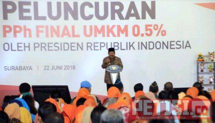 UMKM Jadi Backbone Perekonomian Jawa Timur