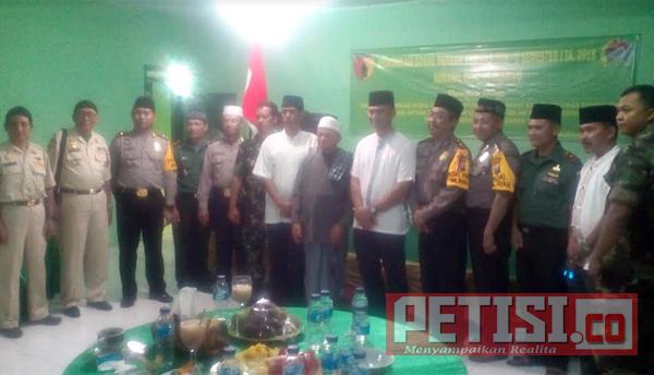 Buka Bersama Ajang Selaturahmi Dandim Surabaya Utara dan  Jajaran