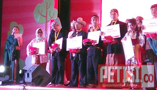 Perpusdes Binaan Rumah Zakat Raih Award