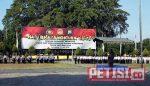 Hari Bhayangkara, Kapolres Lumajang Bacakan Sambutan Presiden