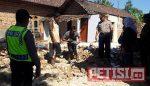 Bongkar Rumah, Pekerja Bangunan Tewas Tertimpa Tembok
