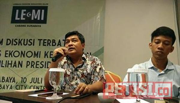 Pilpres 2019, Darmin Nasution Layak Jadi Cawapres Jokowi