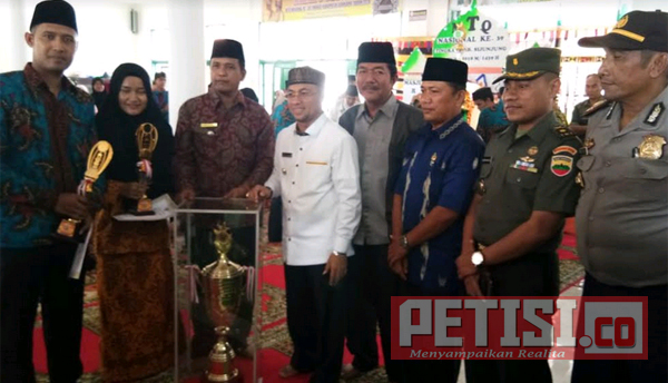 Kontingen Koto VII Juarai MTQ Kabupaten Sijunjung