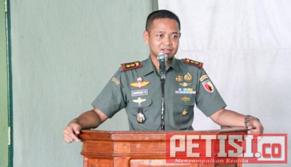Permalink ke Dandim 0815 Tegaskan Netralitas TNI Tidak Bisa Ditawar