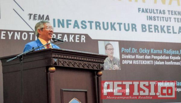 Permalink ke ITN Malang Gelar Seminar Infrastruktur Berkelanjutan